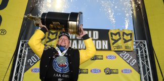 Champions Crowned In Epic Auto Club NHRA Finals At Pomona