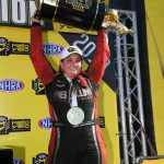 PERSEVERANCE PAYS OFF FOR ENDERS IN COLLECTING THIRD PRO STOCK TITLE