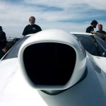 Calculating Critical Air Scoop Speed With A Forward Facing Air Inlet