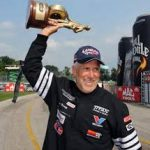 DAVID RAMPY LEAVES DRAG RACING ON HIS TERMS