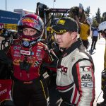 TORRENCE TAKES ANOTHER TITLE BUT ACHIEVEMENT OVERSHADOWED