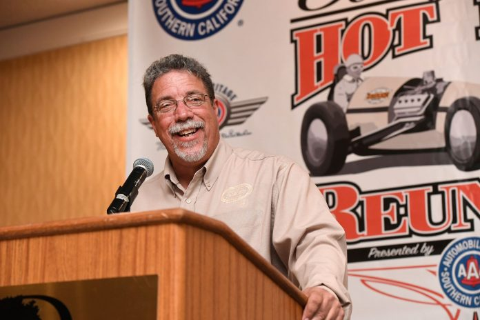 NHRA Motorsports Museum Director Larry Fisher Passes