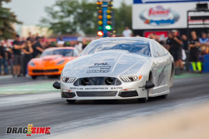 Mark Luton Resets Coyote Record At SCSN With Blistering 5.67 Pass