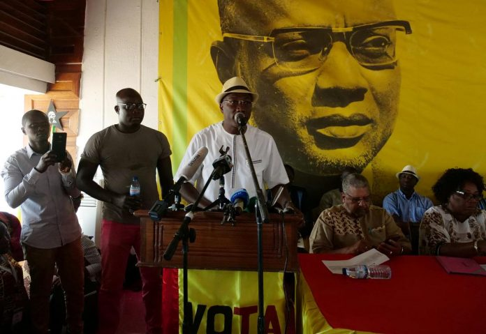 Two Guinea-Bissau ex-premiers through to presidential runoff