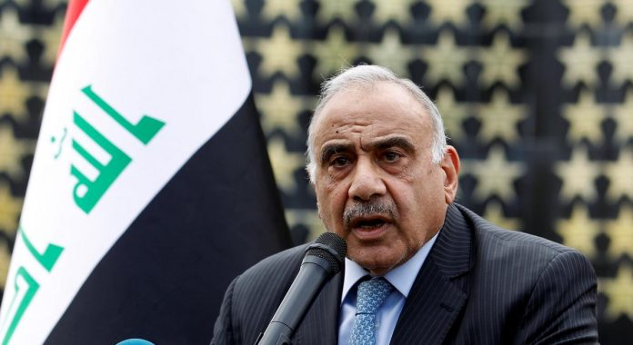 Iraqi prime minister says he will resign: statement