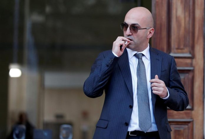 Maltese businessman Fenech charged with complicity to murder in journalist case
