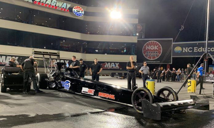 FOLEY-LEWIS PLANNING EIGHT-RACE TOP FUEL SCHEDULE IN 2020