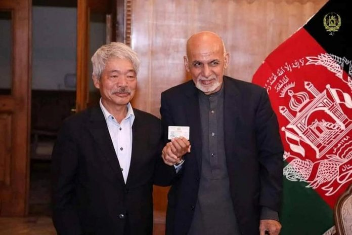 Japanese doctor made the Afghan deserts green, until deadly attack