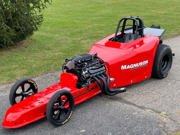 Tom Kish's Supercharged LS-Powered 1932 Bantam Altered