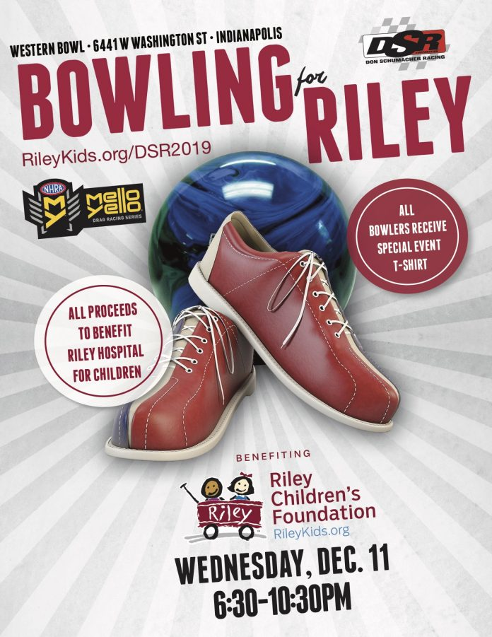 BOWLING FOR RILEY, PRI GRAND BREAKFAST HIGHLIGHT PRI WEEK FOR DSR