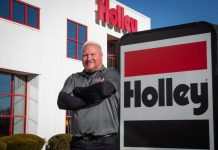 ROGER CONLEY JOINS HOLLEY TEAM