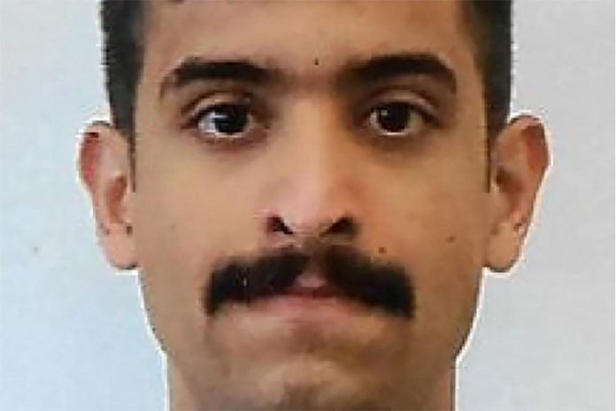 Saudi is lone suspect in Florida naval base rampage; fellow Saudis cooperating