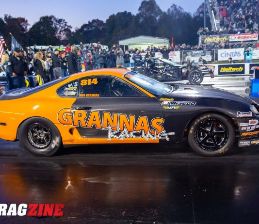 Joel Grannas Resets H-Pattern Record With 7.17 Pass