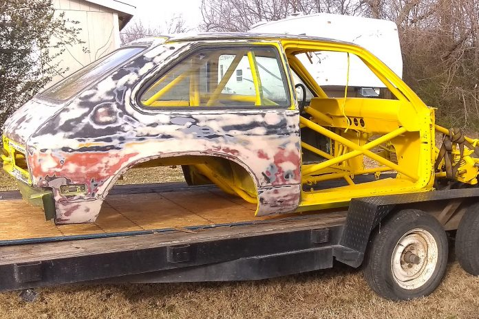 Oklahoma Racer Gets His Stolen Race Car Back After 34-Years