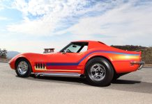 "Antidote To Mid-Engine Corvette Anxiety: 1969 ""Street Freak"" Shark"