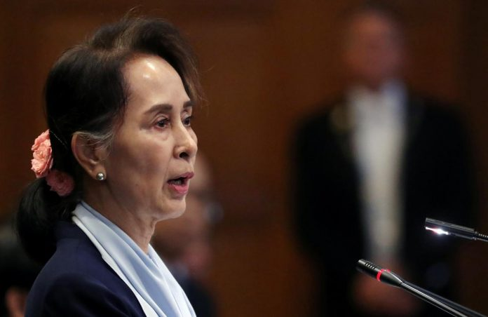 At top U.N. court, Suu Kyi rejects charge of Rohingya genocide as 'misleading'