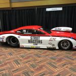 RICKIE SMITH REVEALS NEW MAJOR SPONSOR AT PRI SHOW