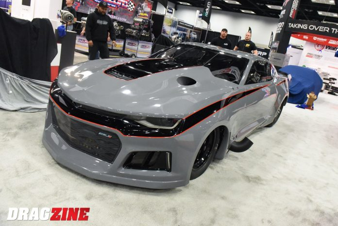 Street Outlaws Star Ryan Martin Unveils New ZL1 Camaro