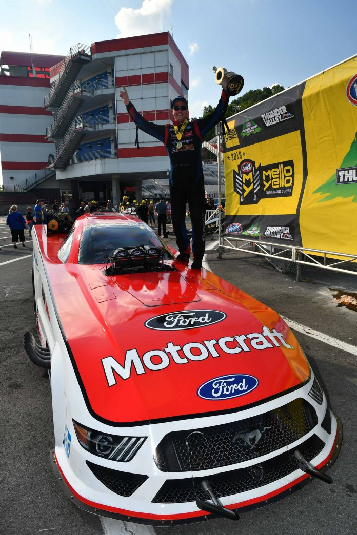 FORD PERFORMANCE, MOTORCRAFT AND QUICK LANE SIGN MULTIYEAR DEAL WITH TASCA RACING