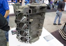 Ford Performance Releases The Werewolf Iron Coyote Block