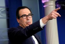 Mnuchin says trade deal with China to boost global economy