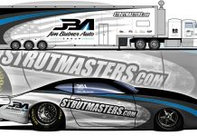 BO BUTNER AND STRUTMASTERS PARTNER IN PRO STOCK FOR 2020