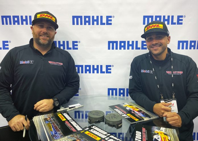 MAHLE EXTENDS PARTNERSHIP WITH KALITTA MOTORSPORTS