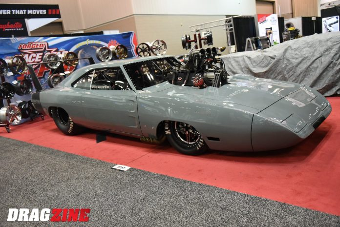 The Drag Cars Of The 2019 PRI Show