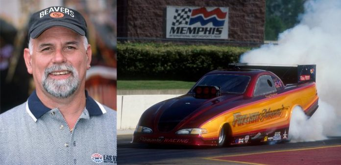 FORMER FUEL RACER GARY CLAPSHAW PASSES