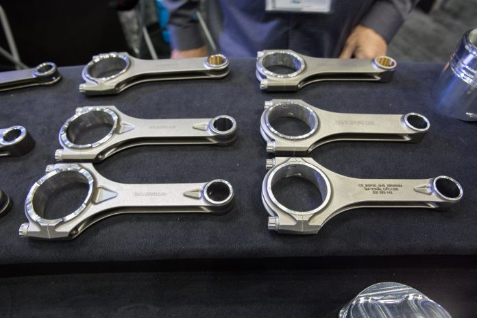 CP-Carillo Debuts Two New Connecting Rod Materials