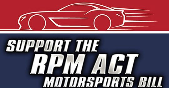 RPM ACT INTRODUCED IN U.S. HOUSE OF REPRESENTATIVES