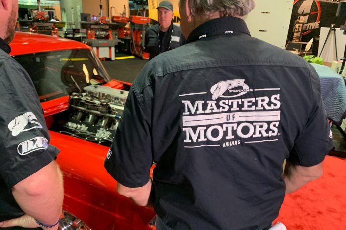 JE Pistons Creates New Engine Dyno Competition — Masters of Motors
