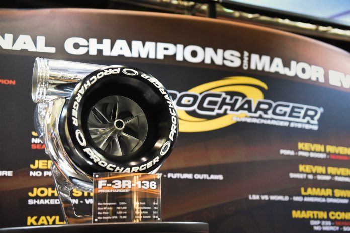 ProCharger Recognizes Customers, Launches Truck Blowers