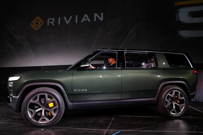 Electric vehicle startup Rivian scores $1.3 billion investment from T.Rowe Price, others