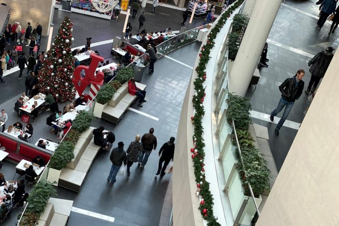 Record online sales give U.S. holiday shopping season a boost: report