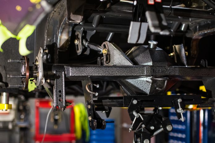 Project Evil Gains Team Z Upper Torque Boxes