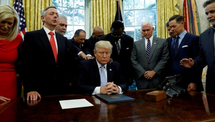 Christianity Today's split with Trump highlights deeper issue in white evangelical America