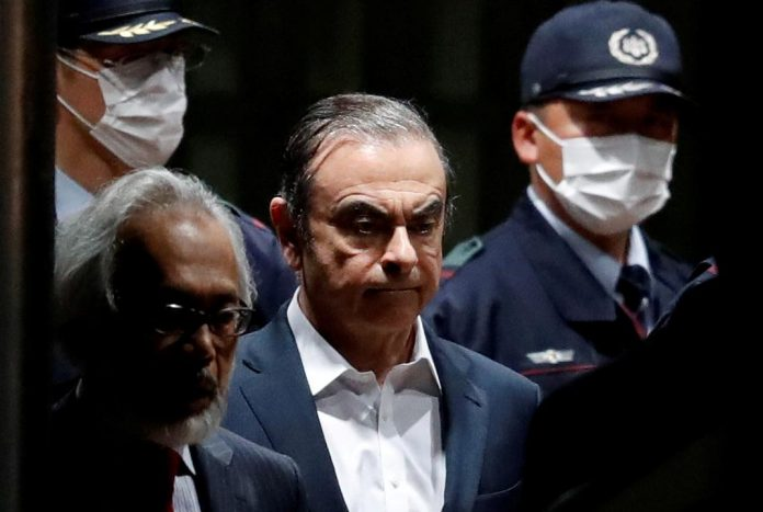 Ghosn says he escaped 'injustice' in Japan; Lebanon calls arrival a private matter