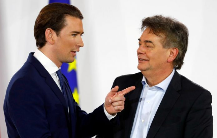 Austrian opposition, environmental groups fault coalition deal