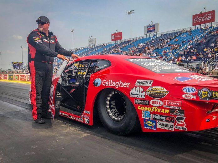 FREEMAN EXCITED ABOUT 50K TO WIN WORLD DOORSLAMMER NATIONALS