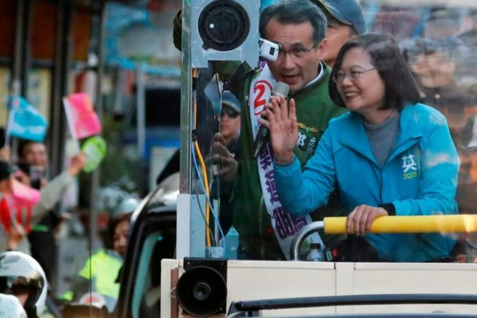 Explainer: What is at stake in Taiwan's election