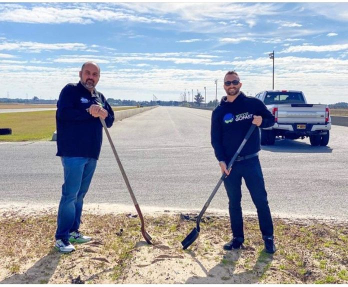 SGMP To Become World's Longest Drag Strip, Host 1/2-Mile Races