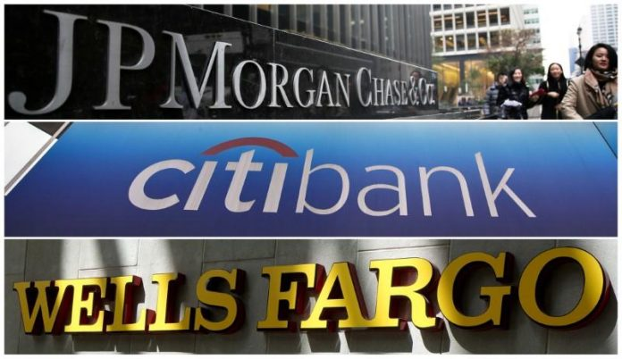 As businesses hold back, U.S. consumers seen boosting big banks' profits