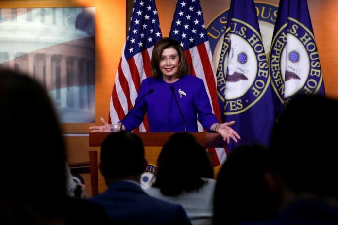 Pelosi set to turn over Trump impeachment reins to McConnell