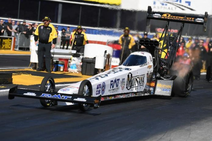 AUSTIN PROCK EXCITED FOR HIS SECOND SEASON IN TOP FUEL