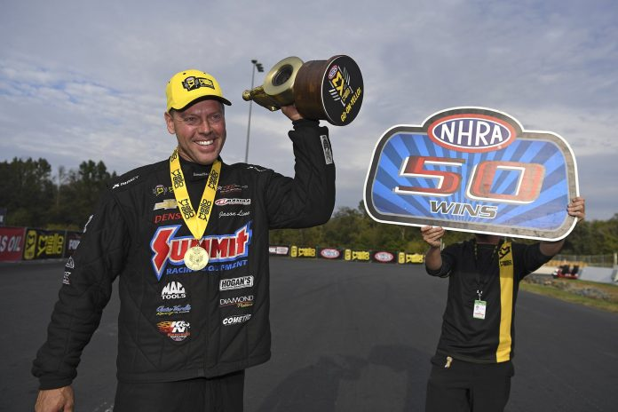 Jason Line To Retire From Pro Stock After 2020 NHRA Season