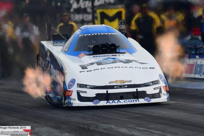 CORNWELL QUALITY TOOLS TO USE NHRA MARKETING PLATFORM IN 2020