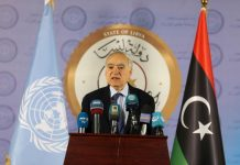 U.N. envoy hopes for, but cannot predict, speedy reopening of Libya oil ports