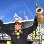 Can Torrence Keep Steamrolling Top Fuel Class In 2020?