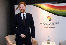 Prince Harry arrives in Canada to prepare for non-royal life